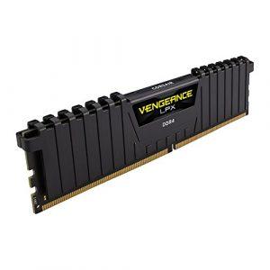 Memoria RAM DDR4 Marca Corsair Vengeance 4GB para Desktop de 2400Mhz