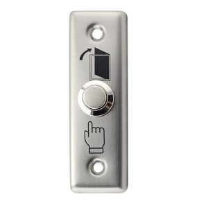 Botón para abrir puertas ZKTeco EX-801A