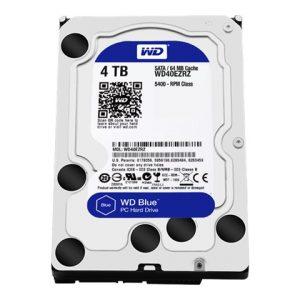 """Disco duro WD Blue WD40EZRZ 4tb 3.5"""" SATA 6Gb/s 5400 rpm"""