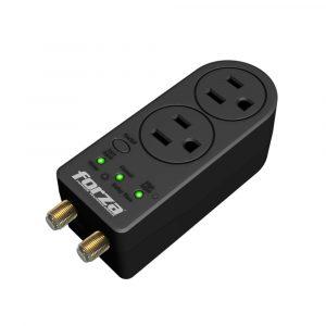 Regulador de Voltaje 1800W marca Forza