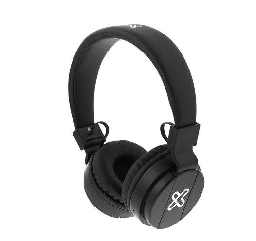 Audífonos Bluetooth Fury KHS-620 marca Klip Xtreme color Negro