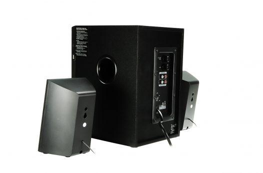 Bocinas para Computadora con Bluetooth 2.1 Canales KWS-640 marca Klip Xtreme