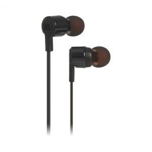 Audifonos JBL T210 con Microfono color Negro