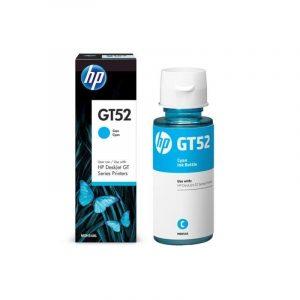 Botella de Tinta HP GT52 Cian (Refill)