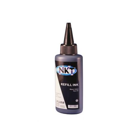 Refill de tinta NKT color negro