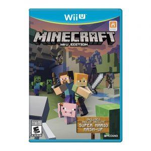 Juego Minecraft WII U Edition