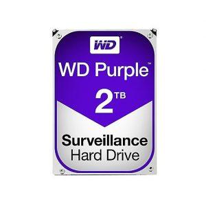 Disco duro WD Purple Surveillance WD20PURZ 2tb