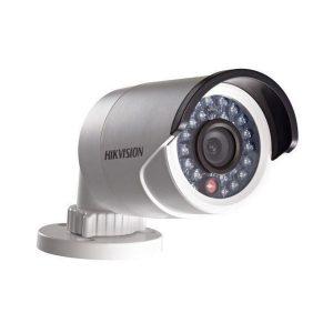 Cámara para Videovigilancia Tipo Bala HD 720P 2.8mm marca Hikvision