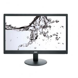"""Monitor AOC LED 18.5""""  1366 x 768"""