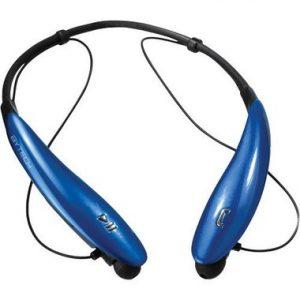 Audifonos inalámbricos Bytech sport headset azul