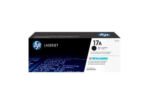 Toner HP 17A