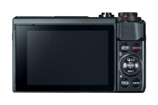 "Cámara Canon Powershot G7X Mark II 20.1mp 4.2XOP Zoom  3"" touch"
