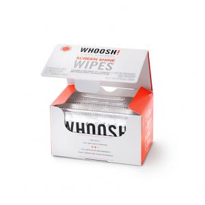 Pack de 12 toallas de microfibra Whoosh para pantallas