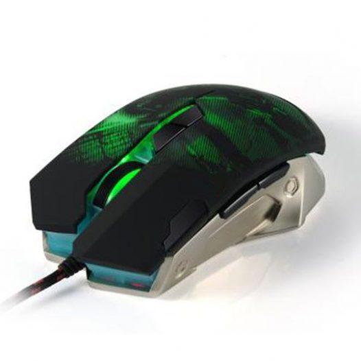Mouse Alambrico Gaming Molvu Gamer G7