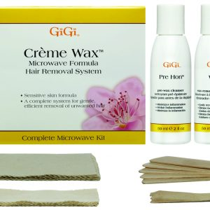 GiGi Cream Wax Micro Kit