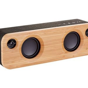 Bocina Bluetooth The House of Marley Get Together Mini Color Negro