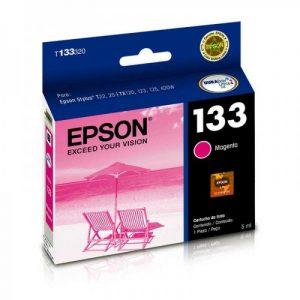 Cartucho Epson 133 - 5 ml - magenta