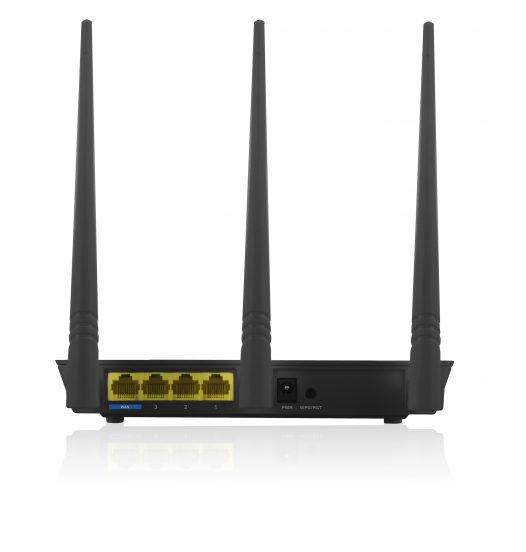 Router Nebula 300+ N300 marca Nexxt