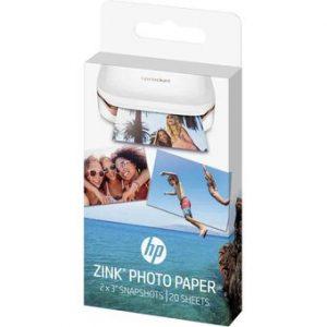 Papel fotográfico brillante HP - Special media - Photo paper