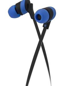 Audifonos Klip Xtreme KolorBudz KHS-625BL 3.5mm Color Azul