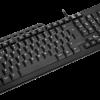 Xtech Teclado multimedia en español XTK-160S
