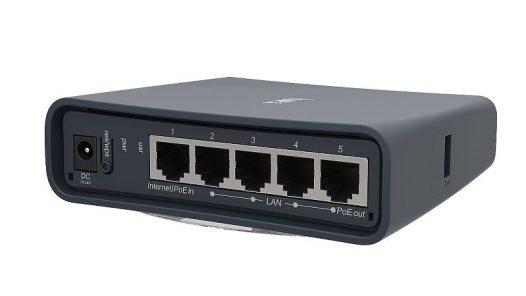 Punto de acceso inalámbrico MikroTik RouterBOARD