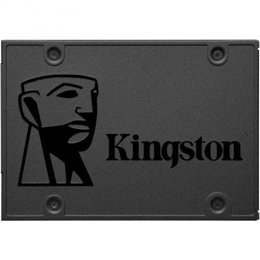 Unidad de Estado Solido de 240GB marca Kingston SSDNow A400