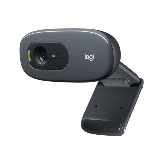 Webcam C270 HD 720p marca Logitech