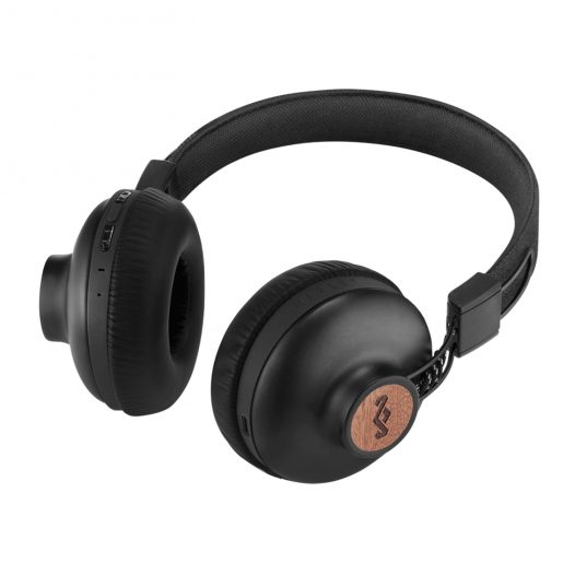 Audifonos Bluetooth Positive Vibration 2 Wireless marca House of Marley color Negro