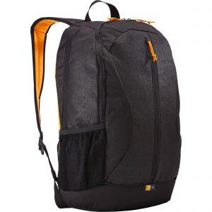 "Mochila para Laptop Marca Case Logic Ibira de 15.6"" Color Negro"
