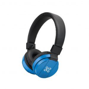 Audífonos Bluetooth KHS-620 marca Klip Xtreme color Azul