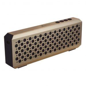 Bocina Bluetooth KWS-614 marca Klip Xtreme color Bronce