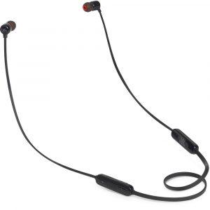 Audifonos Bluetooth JBL T110BT In-Ear color Negro