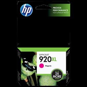 Cartucho HP 920XL Magenta - 6 ml - Alto rendimiento