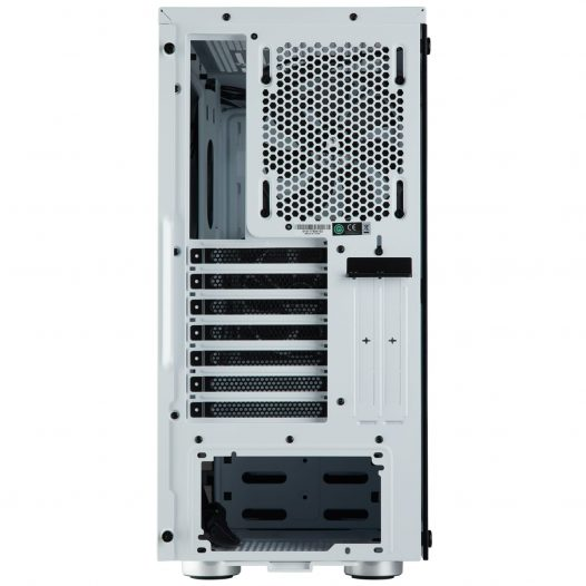 Case Corsair Carbide 275R color Blanco