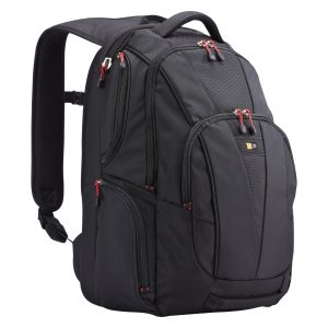"Mochila Case Logic 15.6"" Laptop + Tablet Backpack"