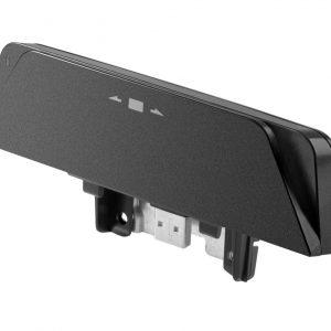Lector de tarjeta magnética HP RP9 Integrated Single-Head MSR USB 2.0