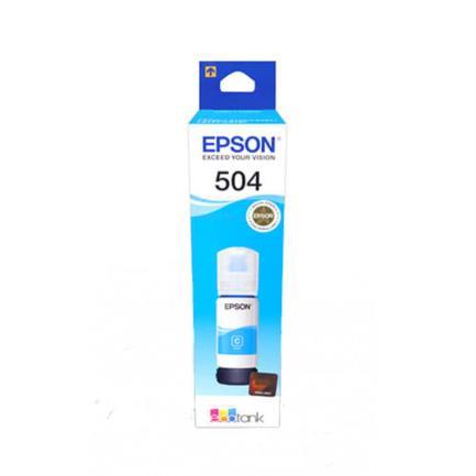 Botella de tinta Epson T504