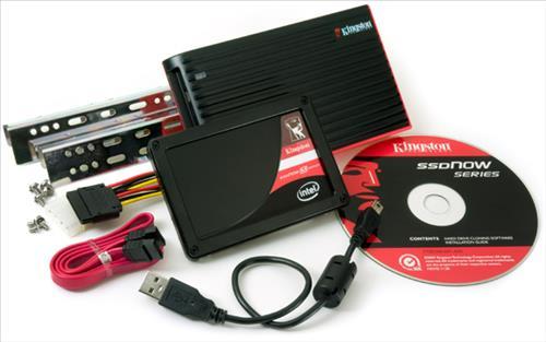 """Caja de almacenamiento Kingston SSD Installation Kit 2.5"""""""