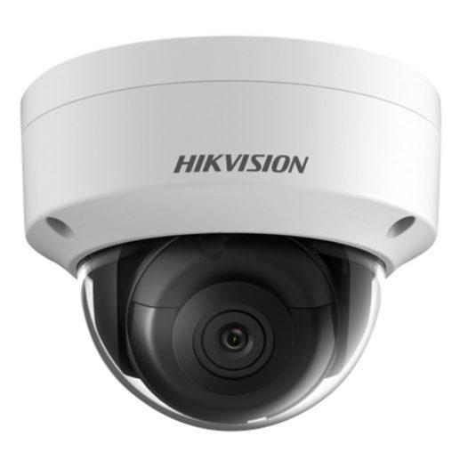 Cámara de red para Videovigilancia Tipo domo 4K 8MP EasyIP 3.0 Hikvision