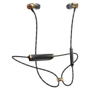 Audifonos House of Marley Uplift 2 Bluetooth Color Negro y Dorado