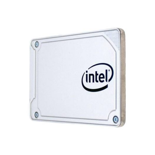 "Unidad de Estado Solido 512GB SATA3 2.5"" marca Intel"