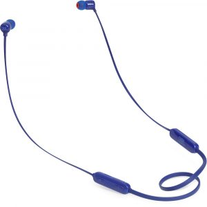 Audifonos Bluetooth JBL T110BT In-Ear color Azul