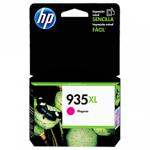 Cartucho HP 935XL Magenta