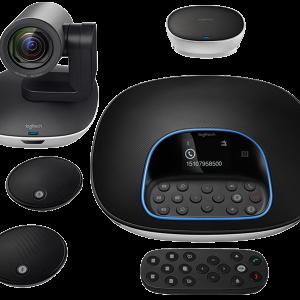 Kit de videoconferencia Logitec