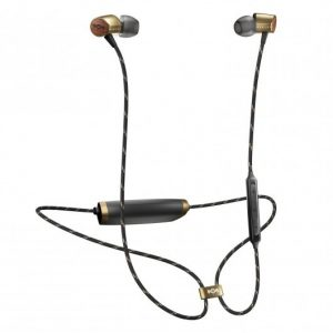 Audifonos House of Marley Uplift 2 Bluetooth Color Negro y Cafe