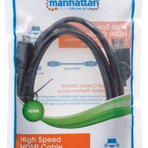 Cable HDMI macho a Mini HDMI de 1.8 Metros marca Manhattan