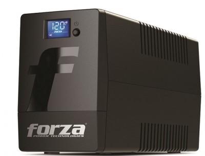 UPS Interactivo Marca Forza 400VA 6 Tomas