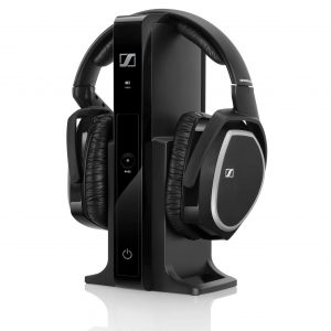 Audífonos Inalámbricos Over Ear para TV's RS 165 marca Sennheiser