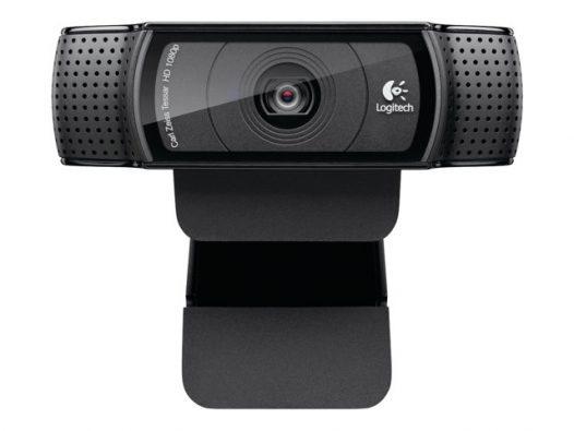 Cámara web Logitech HD Pro C920 Color